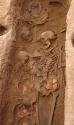 Moorish mausoleum uncovered in Berja