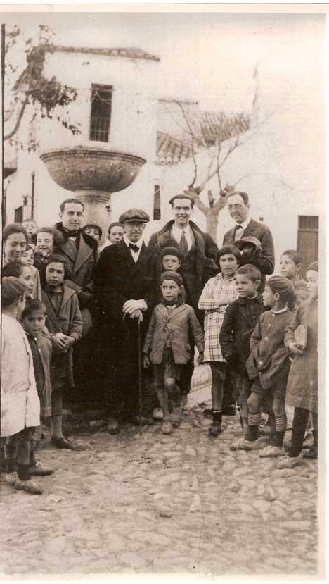 Lorca in Orgiva, La Alpujarra