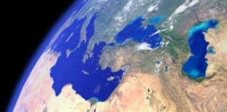 mediterranean sea e
