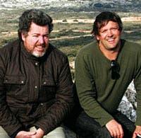 Juan Lopez de Uralde and Jon Clarke