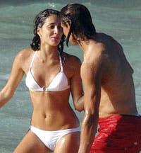 Xisca and Rafa Nadal