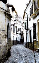 Albaicin in Granada