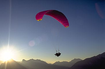 Why paragliding is a truly electrifying sport