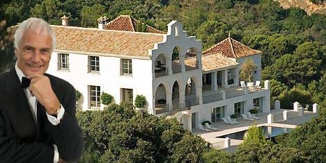 Kilroy's Spanish villa