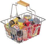 Spain shopping basket