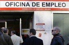 unemployment spain e