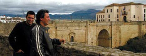 Jean Christophe Novelli is house hunting in Ronda