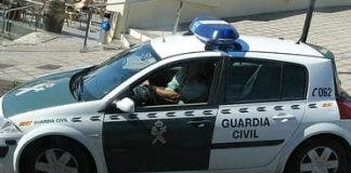 guardia civil e