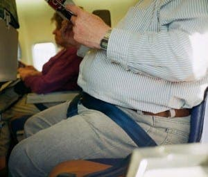 If you are fat, don't fly Ryanair
