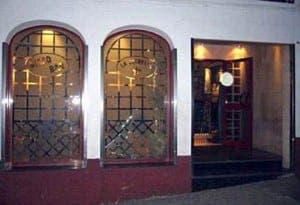 La Estrella pub in Competa