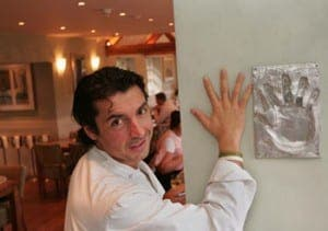 Jean-Christophe Novelli at the White Horse in Hertfordshire