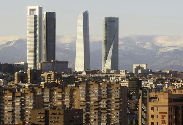 Madrid office sale sparks bidding war