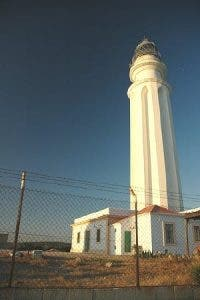 LANDMARK: The famous lighthouse