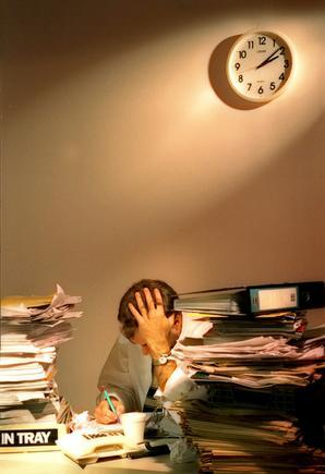 Spanish suffer most from back to work blues