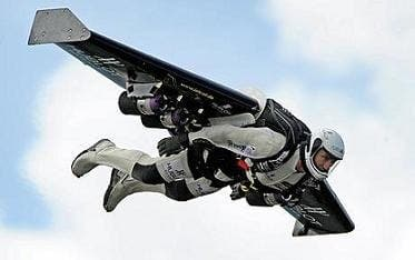 """Jetman"" fails to fly from Africa to Europe"