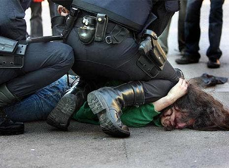 Spanish police still using torture