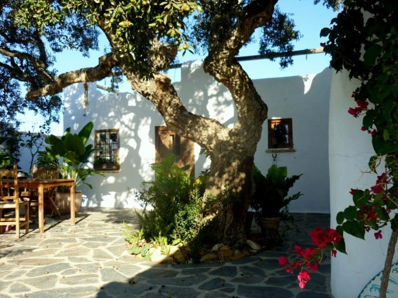 Sustainable Spanish retreats