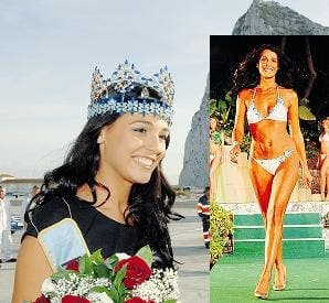 Miss World loves Gibraltar