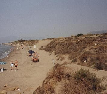 Dune and dusted by Costa del Sol