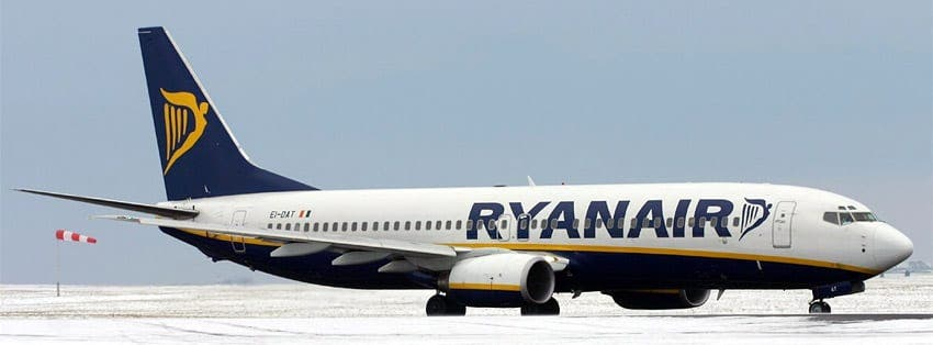 Granada grounded by Ryanair cutbacks