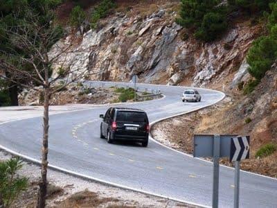 Ronda – San Pedro motorway plans shelved