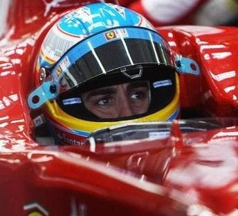 Alonso benefits from Hamilton's puncture to clinch second at Spain GP