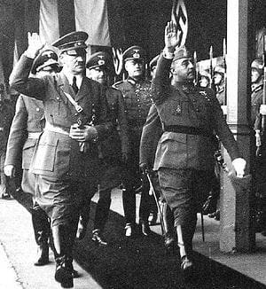 Franco gave lists of Spanish Jews to Hitler