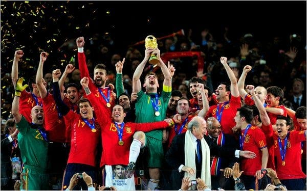 Spain Reign Victorious with World Cup Win