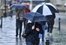 rain london e