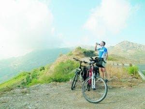 The peak of outdoor Spain