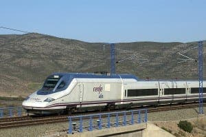 Spain's trains speed ahead