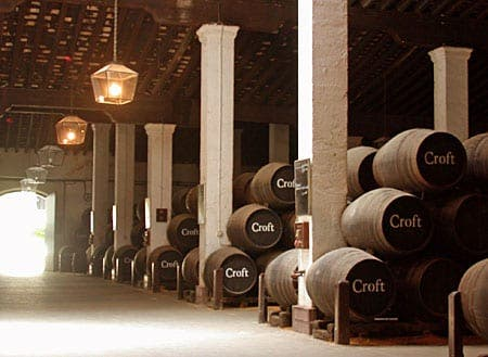 Sherry Part 1: Barber Pepe and the wines of Jerez