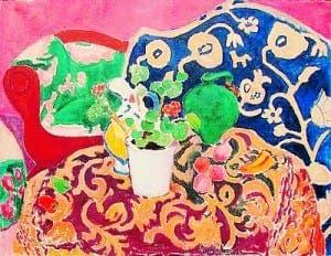 Moorish return for Matisse