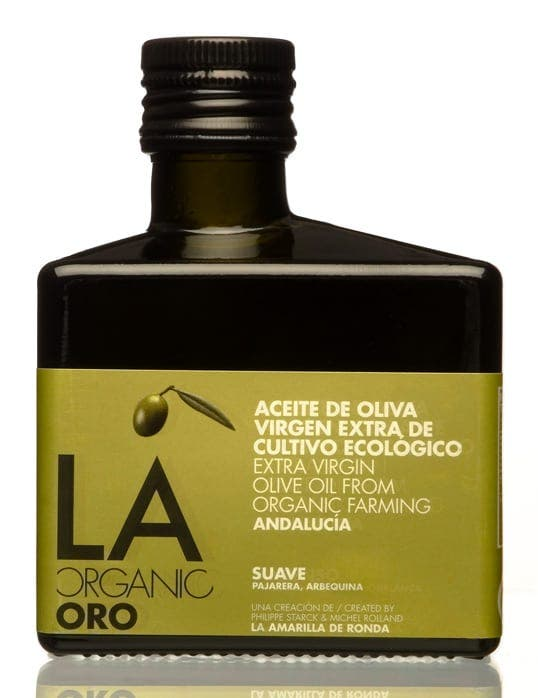 Ronda organic olive oil – one of world's best
