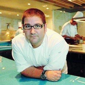 Top chef Dani Garcia does it again