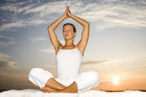 One, two, three… Yoga