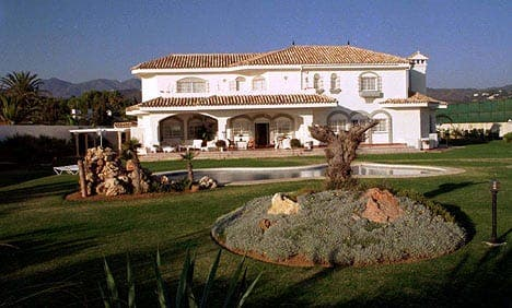 Marbella gets a slap on the wrist over Banderas home