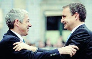 No bailout for Portugal, says Zapatero