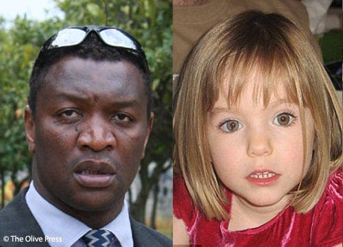 Club doorman tells Spanish police he knows who snatched Madeleine McCann