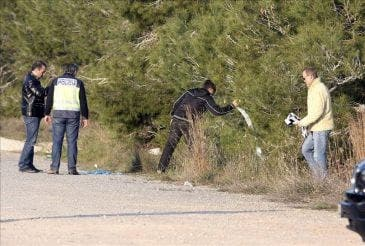 Chopped up body found in rubbish bags in Spain