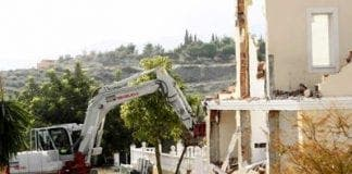 demolitions spain