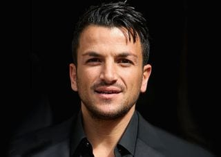 Peter Andre's Spanish concert tickets on sale