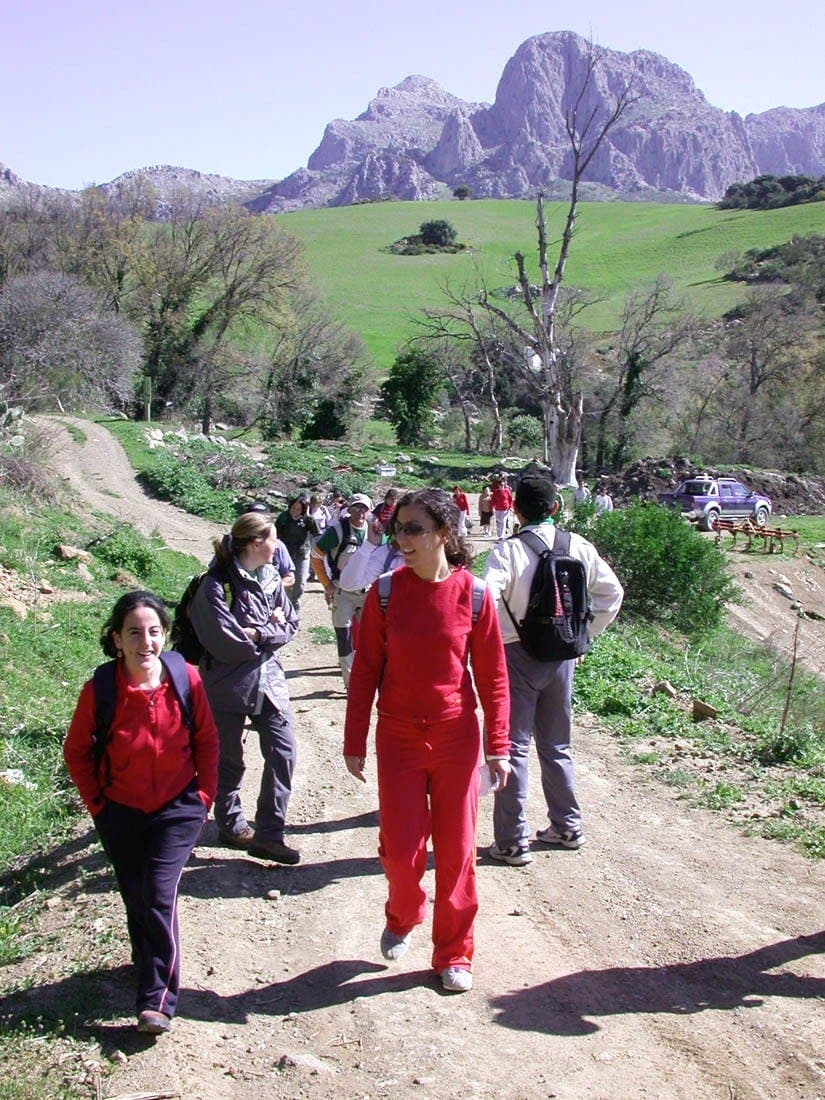 Take a walk in the Axarquia for Alzheimers