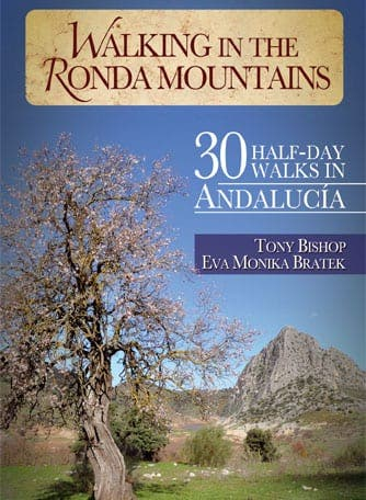 'Walking in the Ronda Mountains' book launch