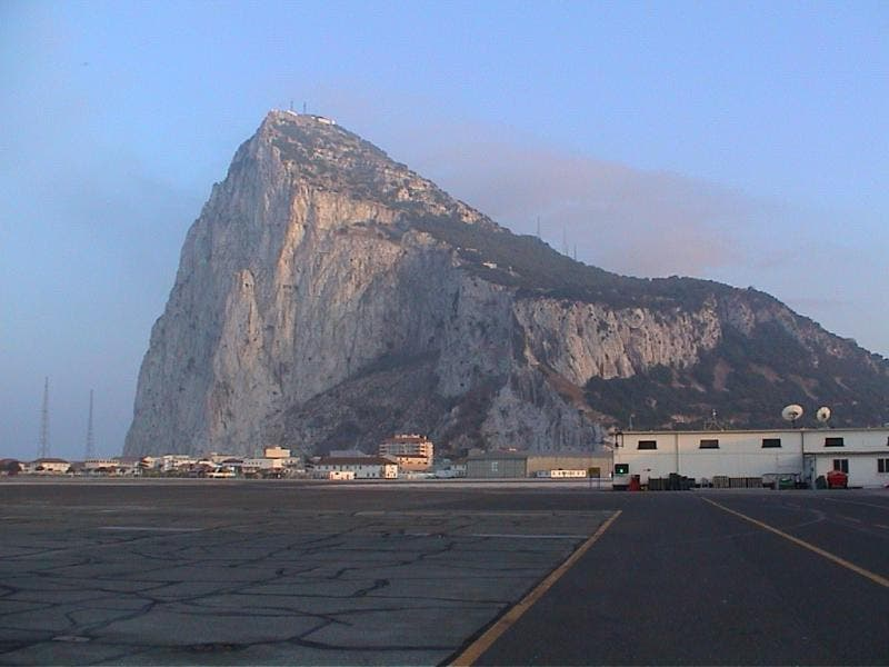 Dangerous driver is shown mercy in Gibraltar