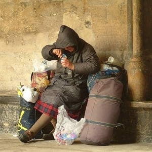 poverty in spain
