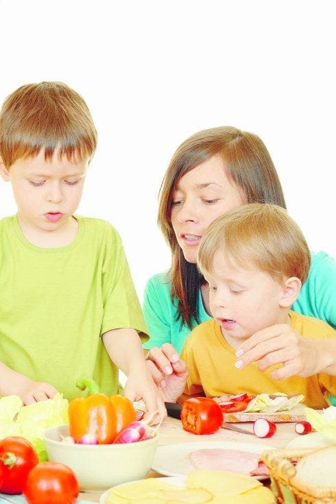 Kids' choice in vegetables leads to cleaner plates discover Spanish researchers