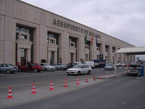 Brit drug trafficker arrested at Malaga airport