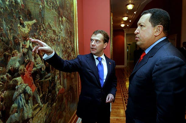 Russian master unearthed in Marbella