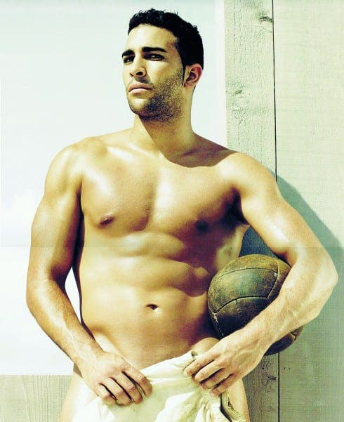 Adil Rami, 'The Body', brings his sex appeal to Valencia